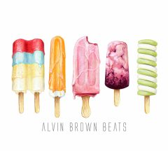 Alvin Brown Beats – Ice Cream (2o16)