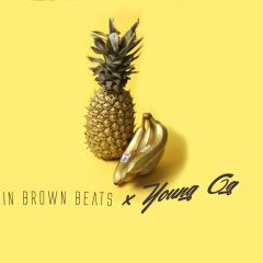 Alvin Brown Beats – Fruity Haze  (2o17) Untagged