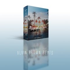 Alvin Brown Beats – Hawaii Love (2o16)