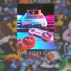 Alvin Brown Beats – Childwood (2o17) **Untagged**
