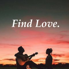 Alvin Brown Beats – Find Love. (2o17)