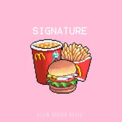 Alvin Brown Beats – Signature (2o17)
