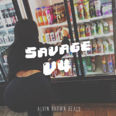 Alvin Brown Beats – Savage v4 (2o18)