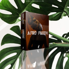 AFRO FUSION DRUMKIT